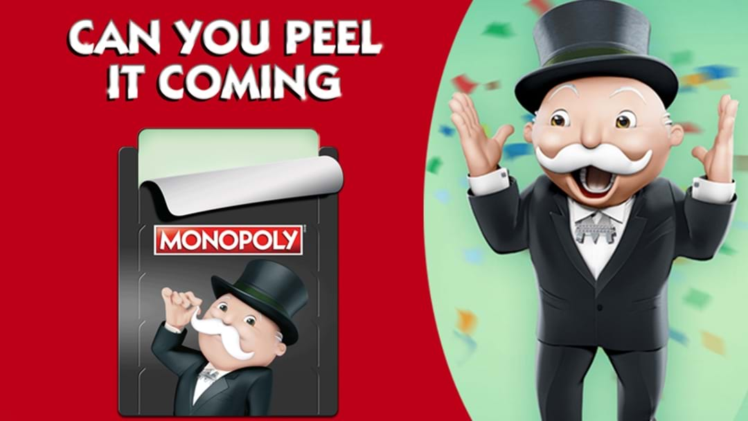 PSA: Macca's Monopoly Is Back This Week