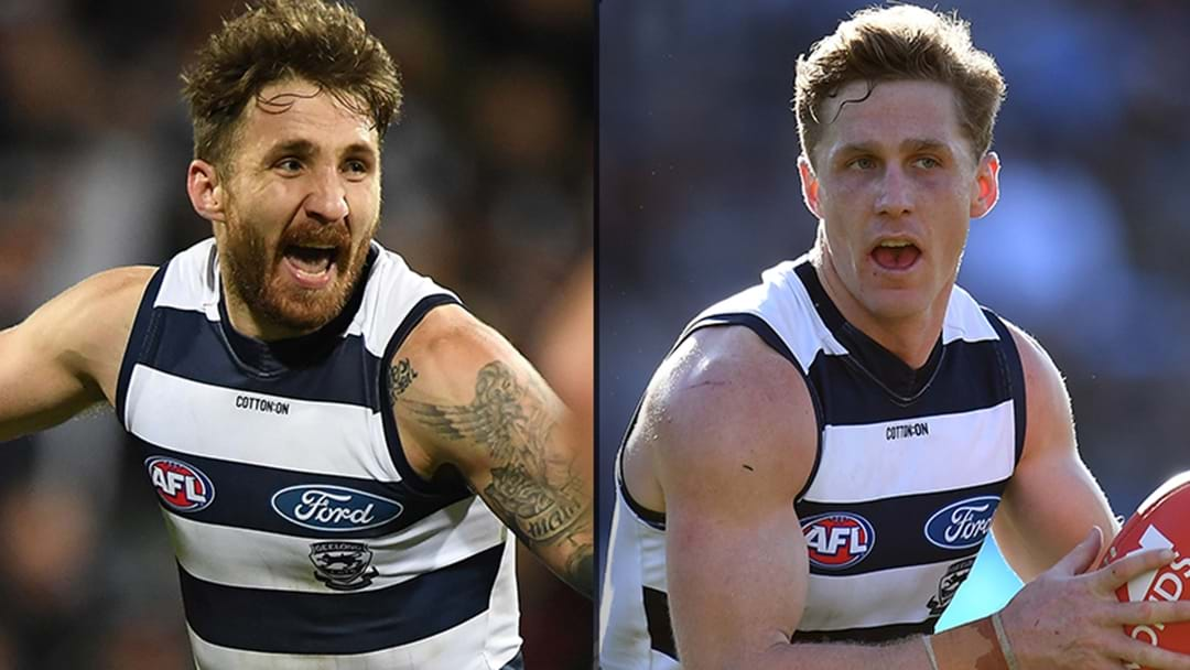 Zach Tuohy Reveals The Brilliant Advice Scott Selwood Gave Him Before That Melbourne Set Shot