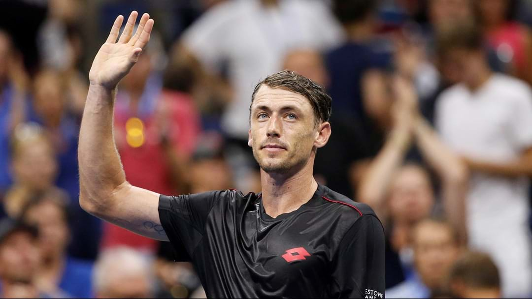 John Millman's Dad On The Injuries His Son Battled To Beat Roger Federer
