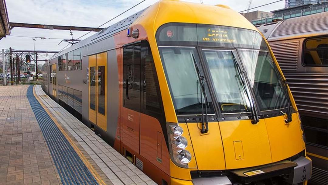 'Work From Home': Businesses Prepare For Sydney Train Line Closure