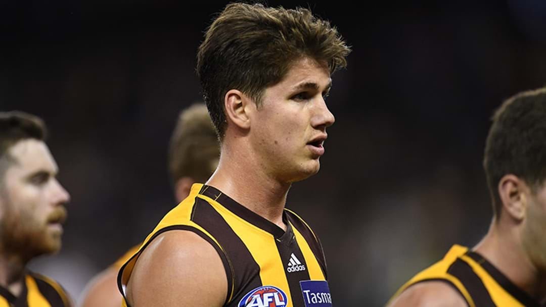 Hawthorn Have Made A Late Change Ahead Of Tonight's Game Against Richmond