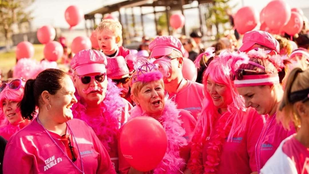 "Lace Up For The Gold Coast's First ""Walk For Women's Cancers"""