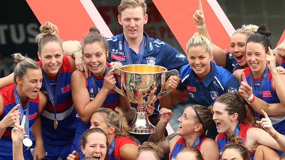 AFLW Moves To Conference Format For 2019
