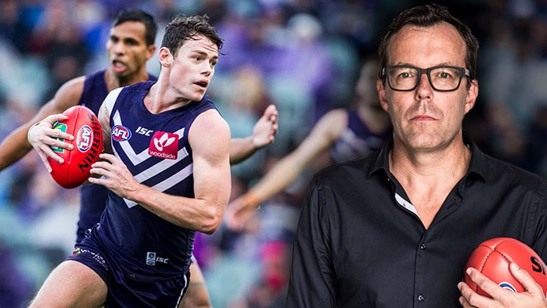 Damian Barrett Says It's Time For Clubs To Stand Up To Contracted Players Who Want To Leave