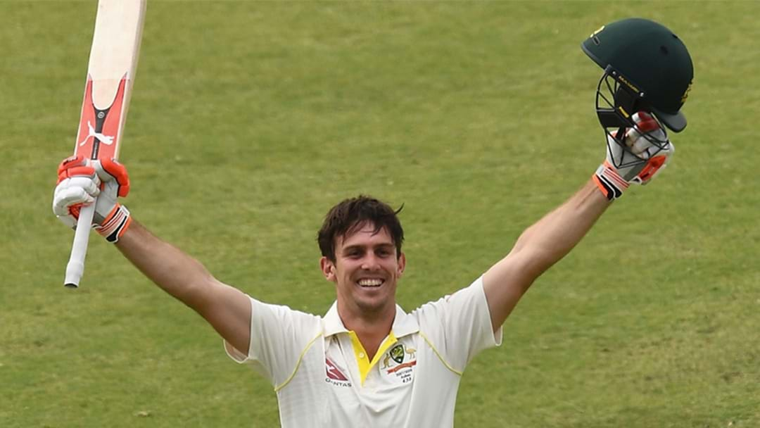 Mitch Marsh Leads The Way With A Century For Australia A