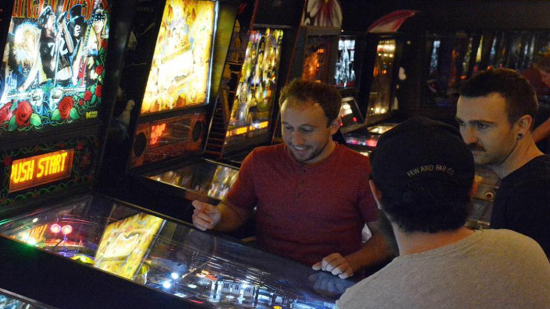 A Townsville Pinball Tournament Starts Tonight, So Stretch Those Thumbs