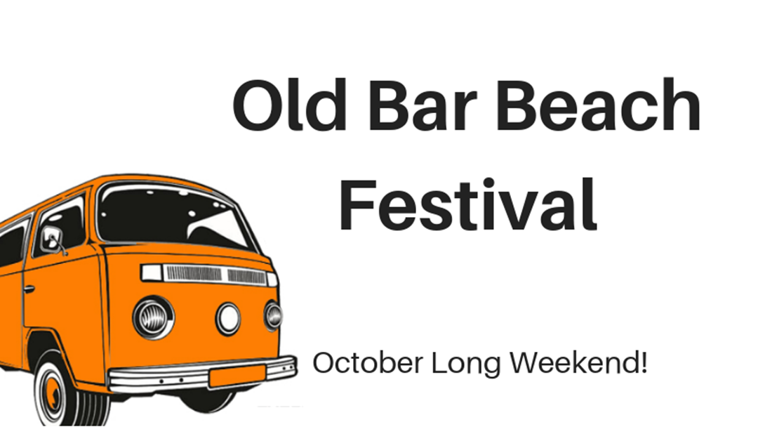 Don't miss the Old Bar Beach festival!