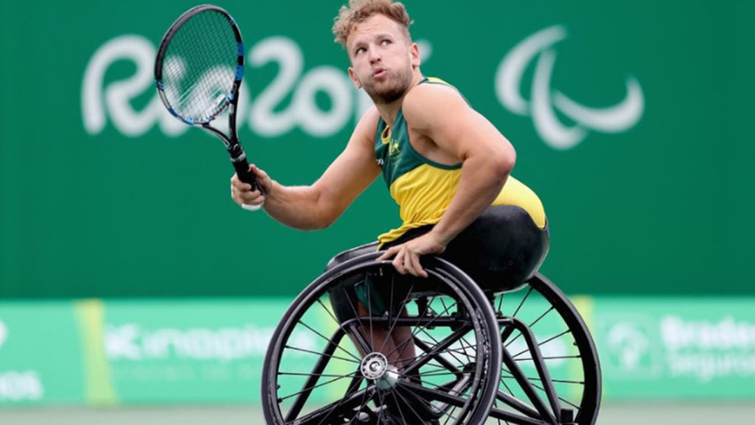 The Rotary Club's Evening With Dylan Alcott Supporting Youth Leadership