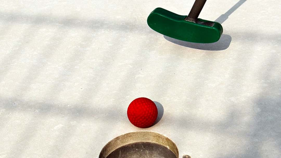 How You Can Design Your Very Own Mini-Golf Contraption