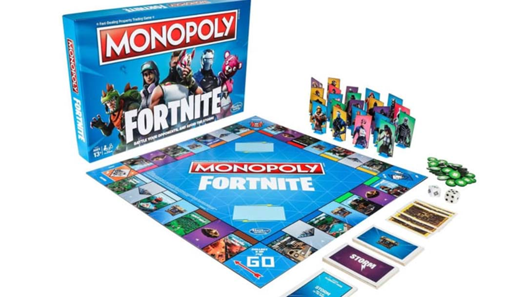 Do Not Pass Go: Fortnite Monopoly Is Here To Ruin Your Life And/ Or Family