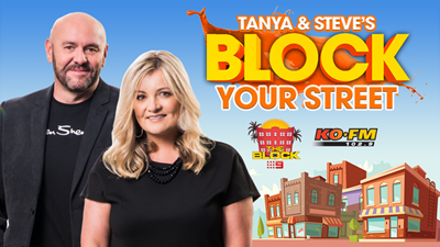 Tanya and Steve's Block Your Street