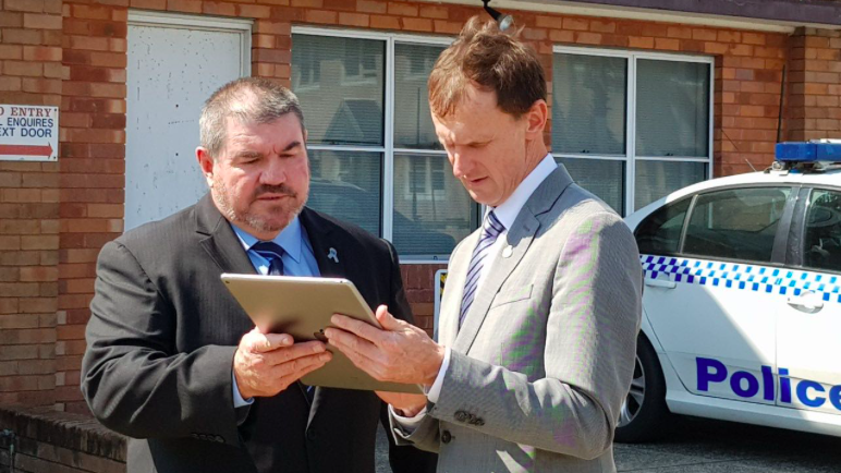 Article heading image for Tuggerah Lakes Superintendent Debates Mehan's Police Claims