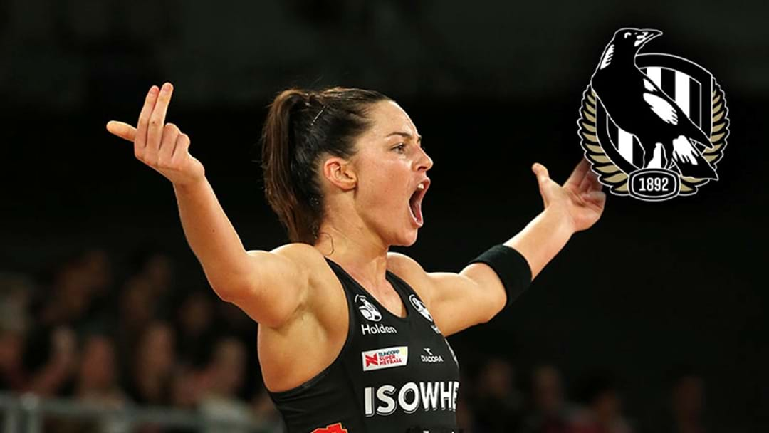 Sharni Layton To Play AFLW For Collingwood