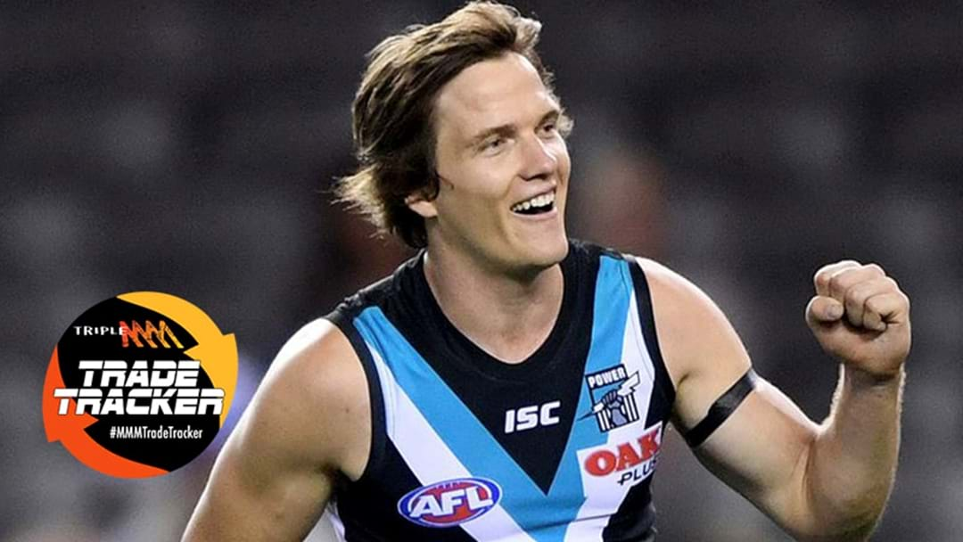 Jared Polec Has Confirmed He Wants To Go To North Melbourne