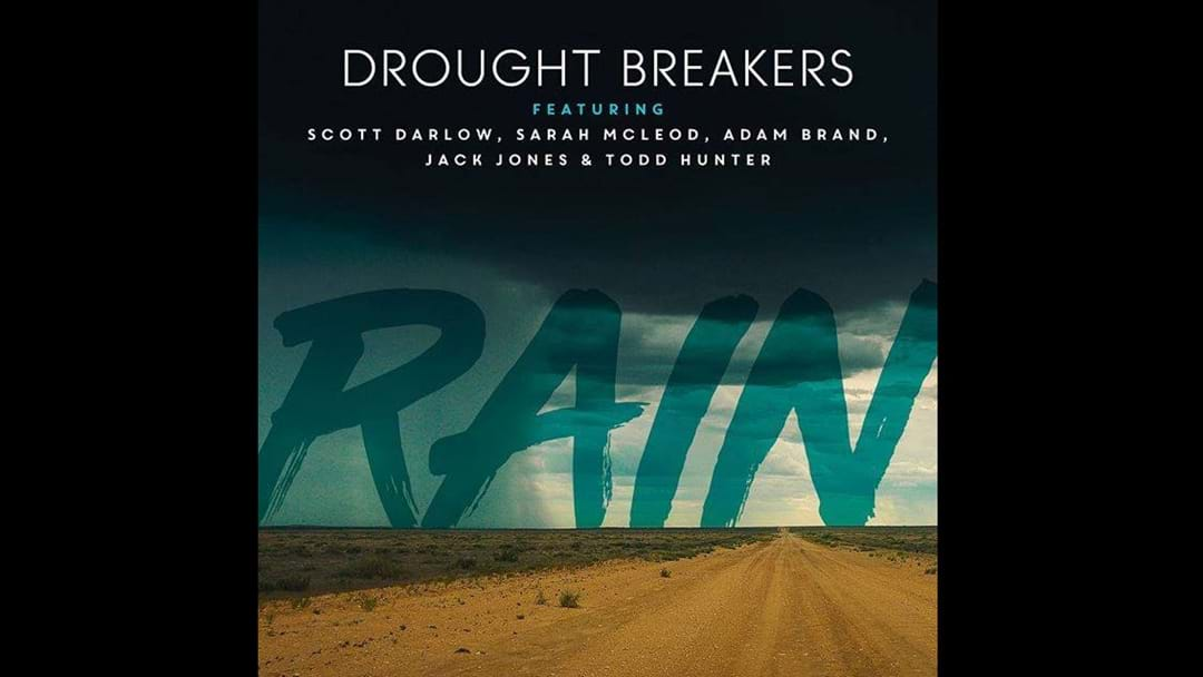 Welcome To The Drought Breakers- Australia's Newest Band Raising Money For The Farmers