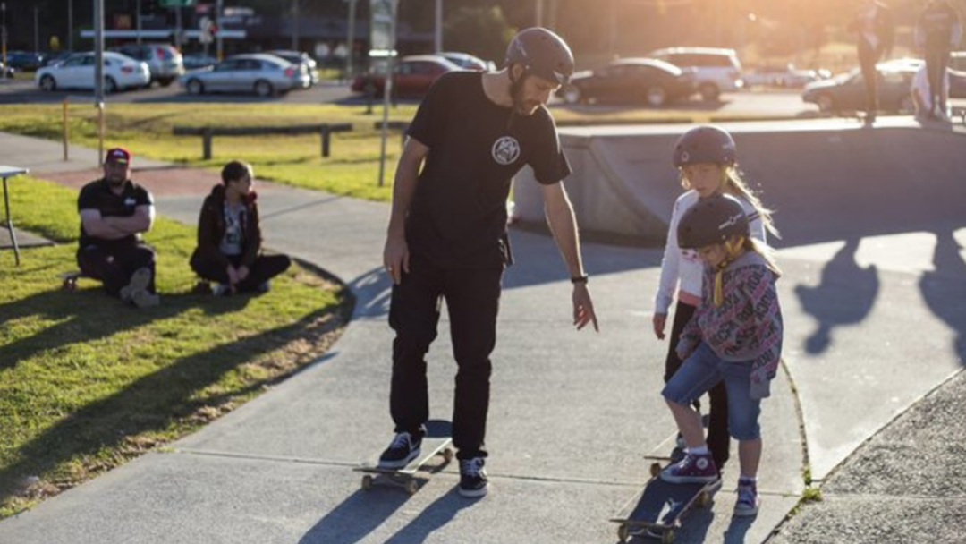Totem Skateboarding Is Holding A Free Workshop At Leeton Skatepark