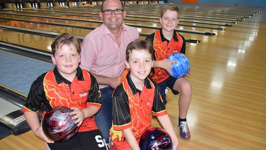 Toowoomba Tenpin Hopes Bowl Patrol Program Right Down Kids' Alley