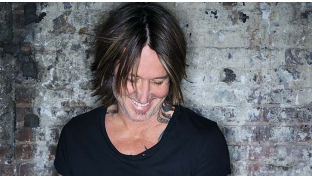 Keith Urban Takes Fans Behind the Scenes of His New Video