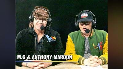 WATCH   MG And Maroon Call The '91 Grand Final