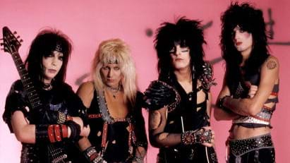 Article heading image for Mötley Crüe's Dirty Past To Be Brought To Life In Netflix Series