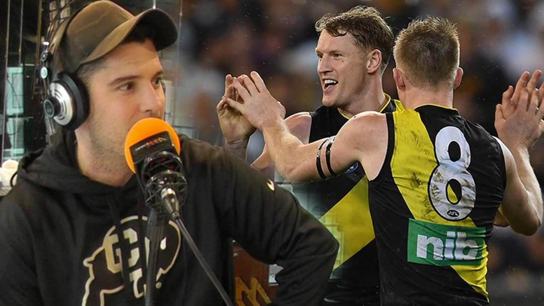 Joey Montagna Tips The Two Teams Who'll Make This Year's Grand Final