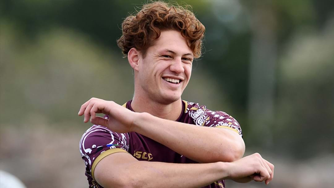 Knights Fullback Kalyn Ponga Could've Been A Superstar Golfer, If It Wasn't For The Sun