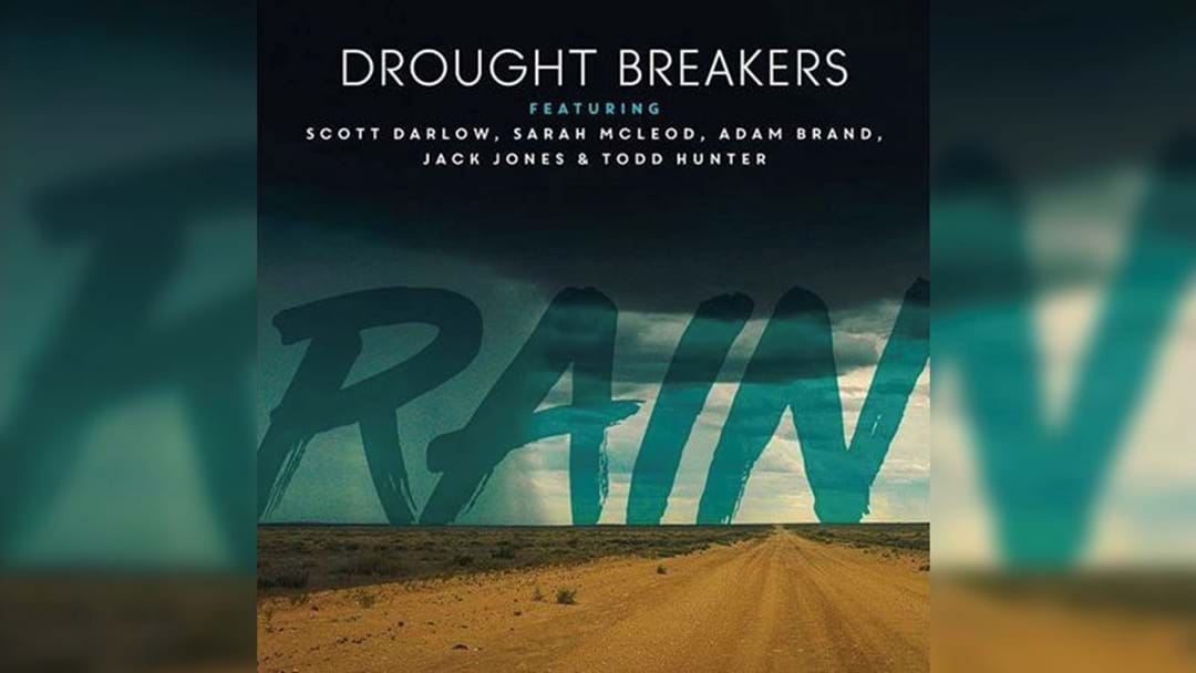 Drought Breakers' Cover Of Rain Debuted At 3 On The Aussie Charts On Its First Day