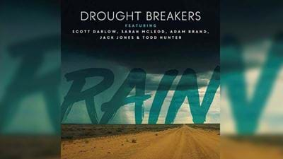 "Drought Breakers' ""Rain"" Debits At #3 On Aussie Charts"