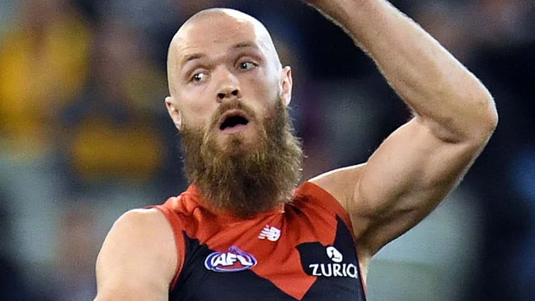 Gawn Missing From Melbourne Training