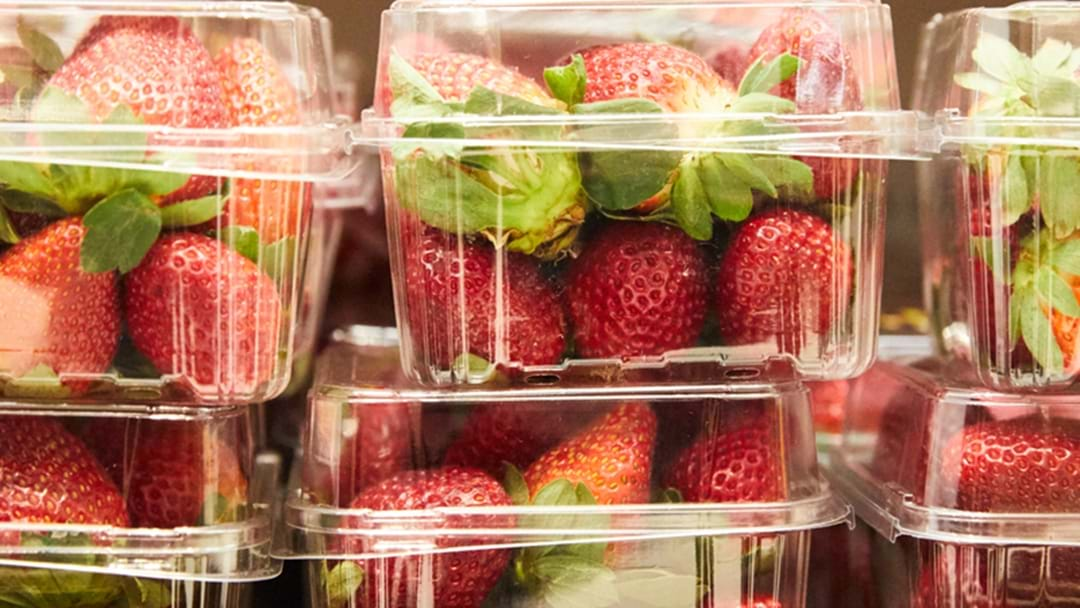 Contaminated Strawberries Reportedly Found In WA