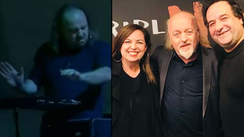 Article heading image for Bill Bailey Teaches Mick & Jane How To Play The Theremin