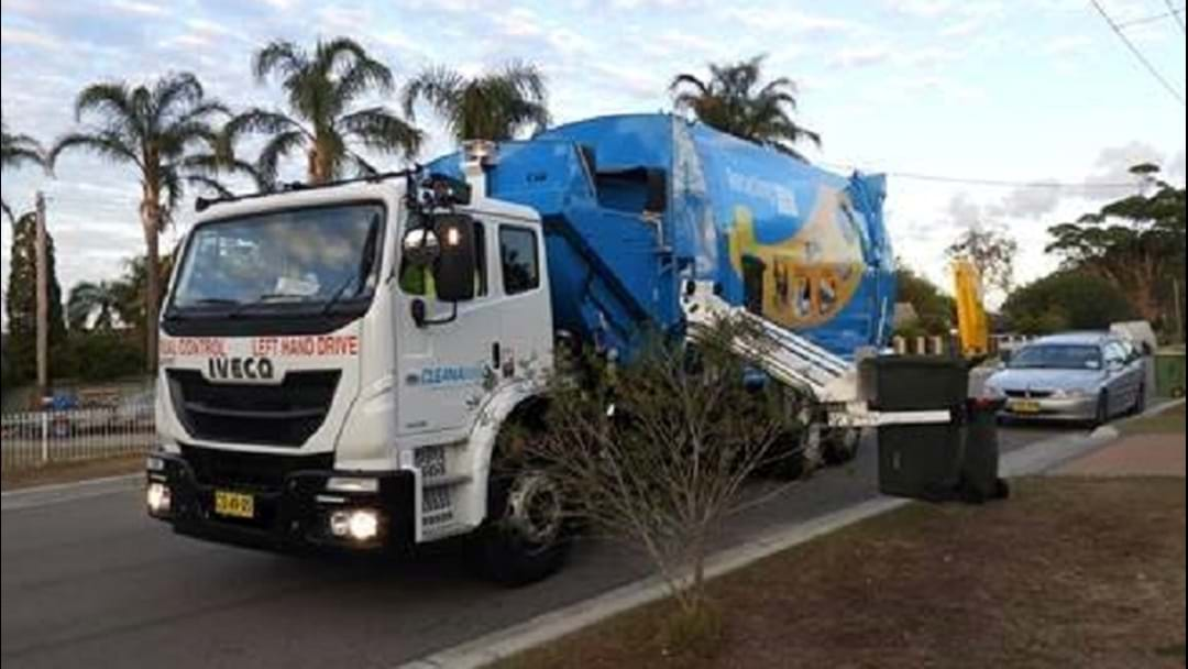 Central Coast Council Battles Bin Bandits