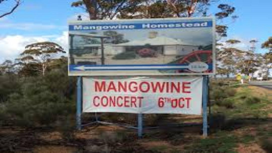Nungarin Mangowine Concert
