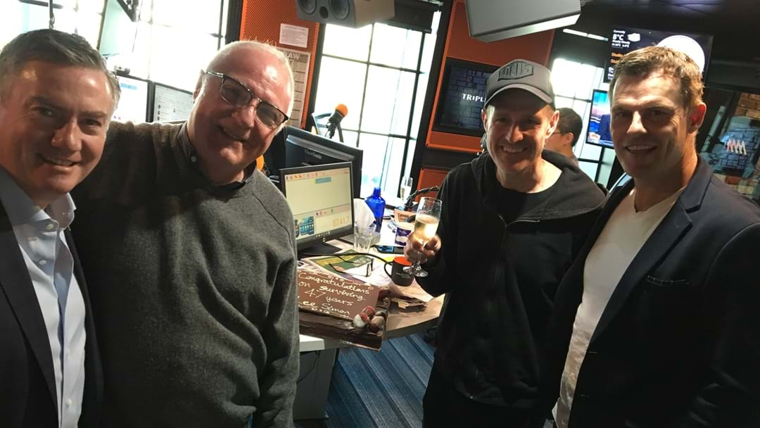 Triple M Legend Lee Simon Announces Retirement After 47 Years In Radio
