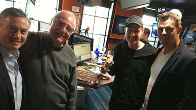Triple M Legend Lee Simon Announces Retirement