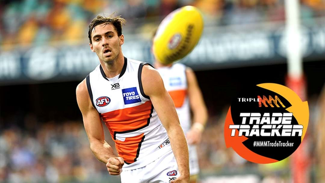 GWS Defender Jeremy Finlayson Is Reportedly On The Trade Table