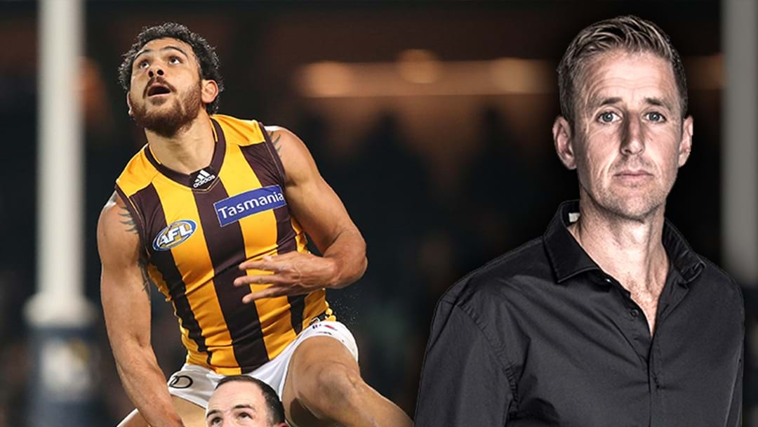 Cyril Rioli Says He Can't See Himself Playing AFL Footy Again — But If He Did, It'd Be At Hawthorn