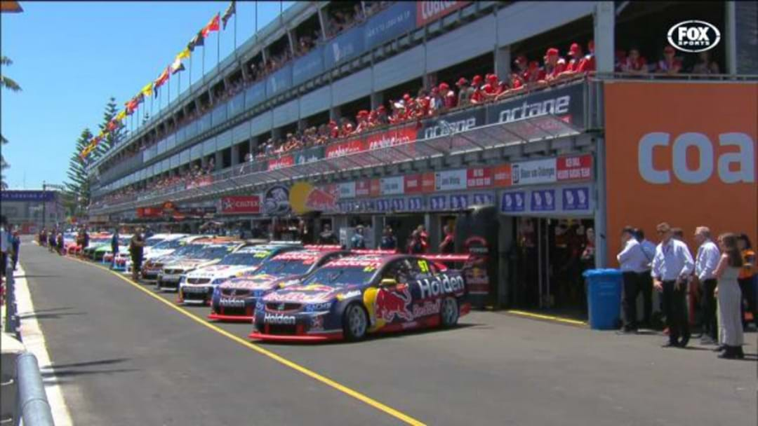 Two Month Countdown To The Supercars!