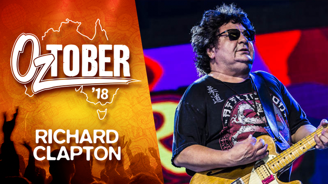 Richard Clapton Talks About His Life Changing Experience With INXS