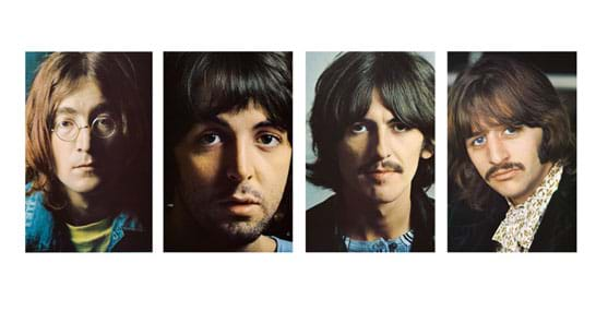 Article heading image for The Beatles 50th Anniversary Of The White Album Out Now
