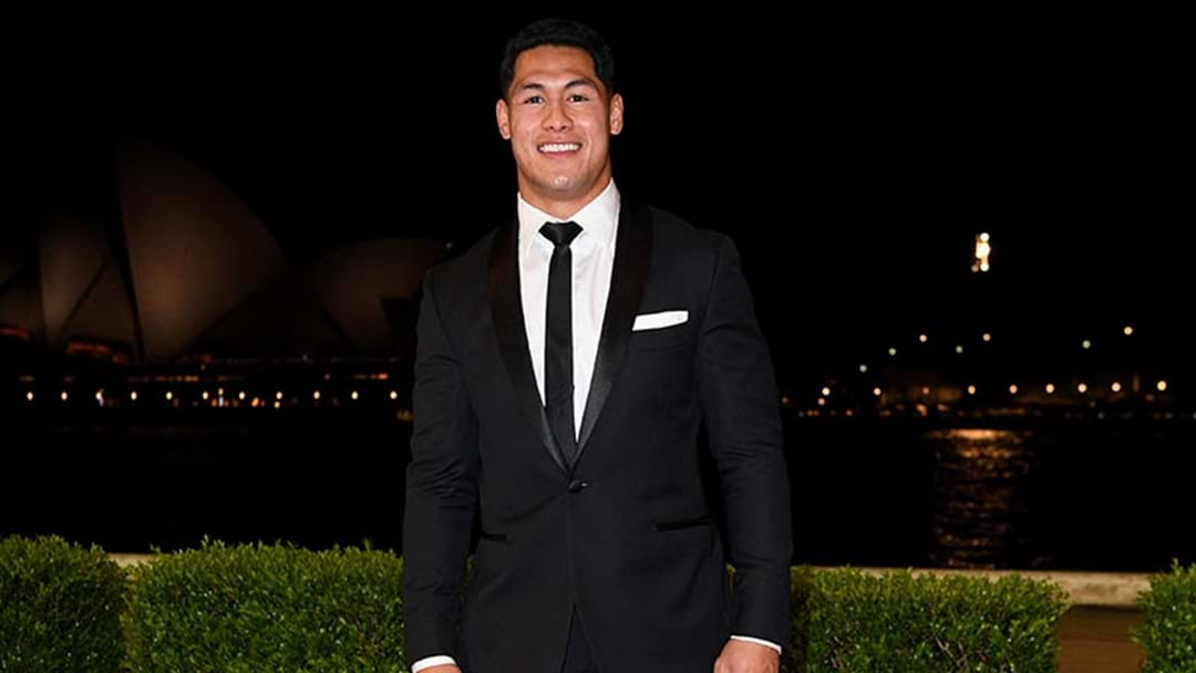 Roger Tuivasa-Sheck Wins The Dally M Medal For 2018