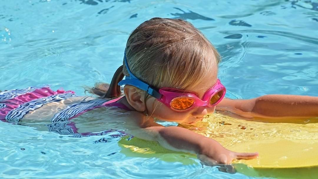 Milne Bay Aquatic and Fitness: Free Swim Lessons To Under 5's