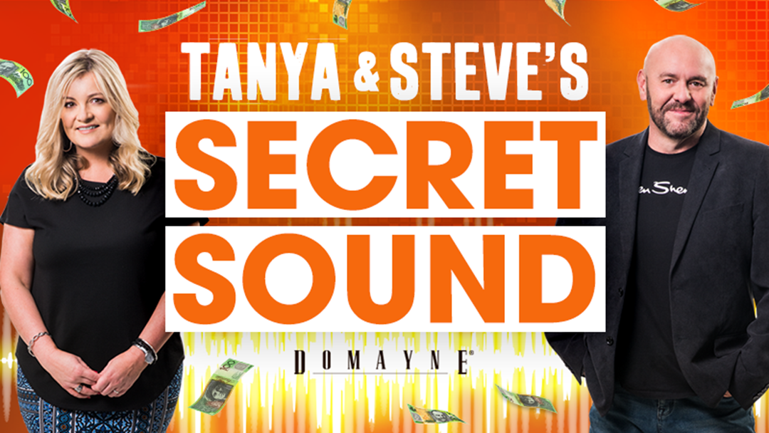 Tanya and Steve's $5k Secret Sound