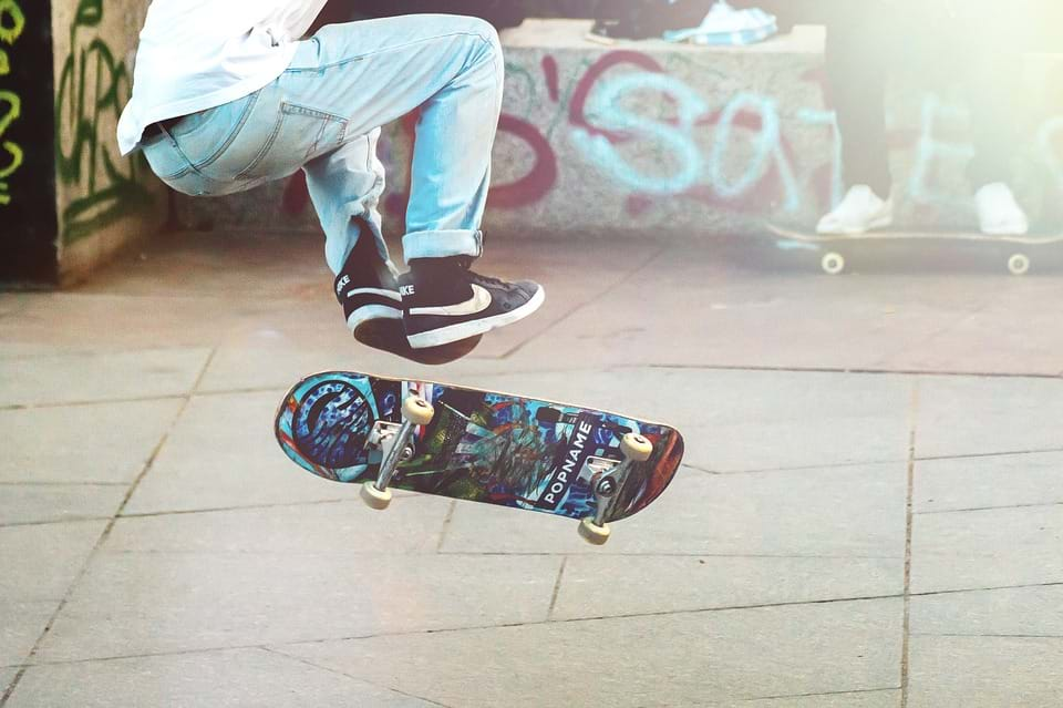 Article heading image for Australian Skate Park Leagues skate competition