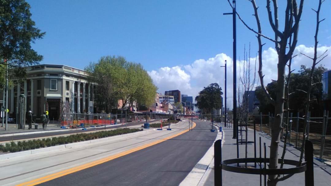 Hunter Street To Finally Re-Open