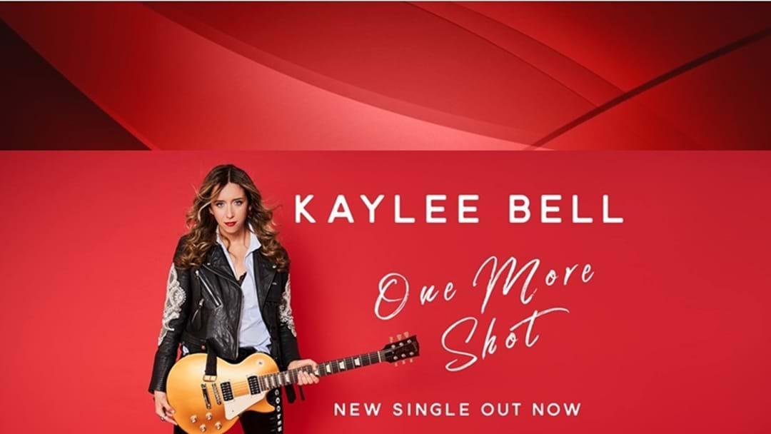 "Kaylee Bell Delivers ""One More Shot"""