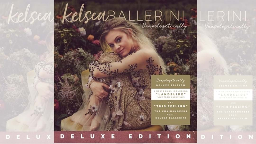 """Kelsea Ballerini to Release Deluxe Edition of """"Unapologetically"""""""