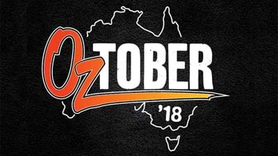 Win Tickets To Triple M's Massive Oztober Garage Session