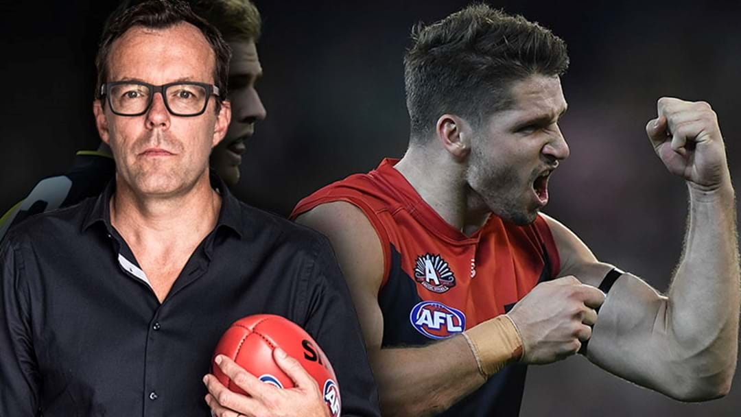 Damian Barrett Gives Latest On Hogan, Gaff & More