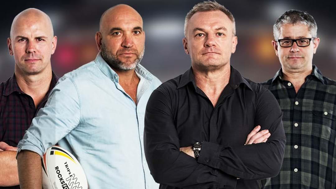 """LISTEN   The Very Best Of Triple M NRL's """"I Call Bullshit"""""""